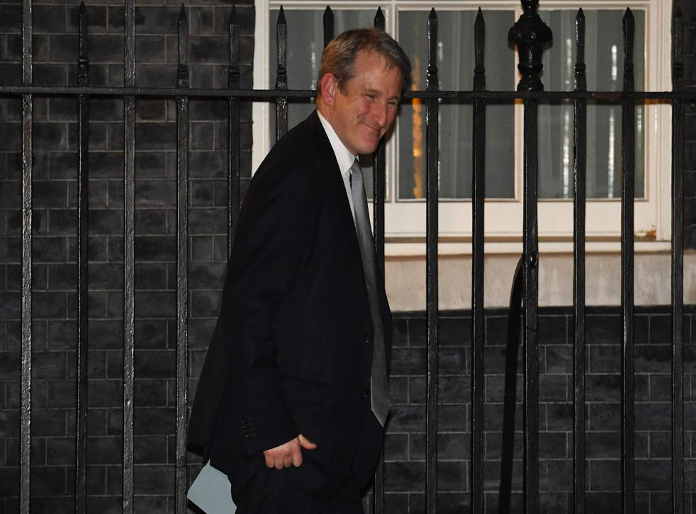 Damian Hinds is about to lift the cap supported by his predecessor as Education Secretary