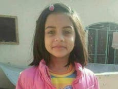 What happened to raped and murdered eight-year-old Zainab Ansari