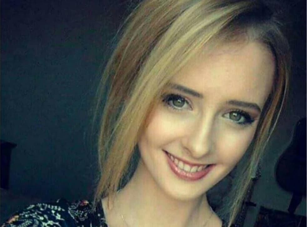 Bethany Walker, 18, died after contracting pneumonia, having battled flu at home