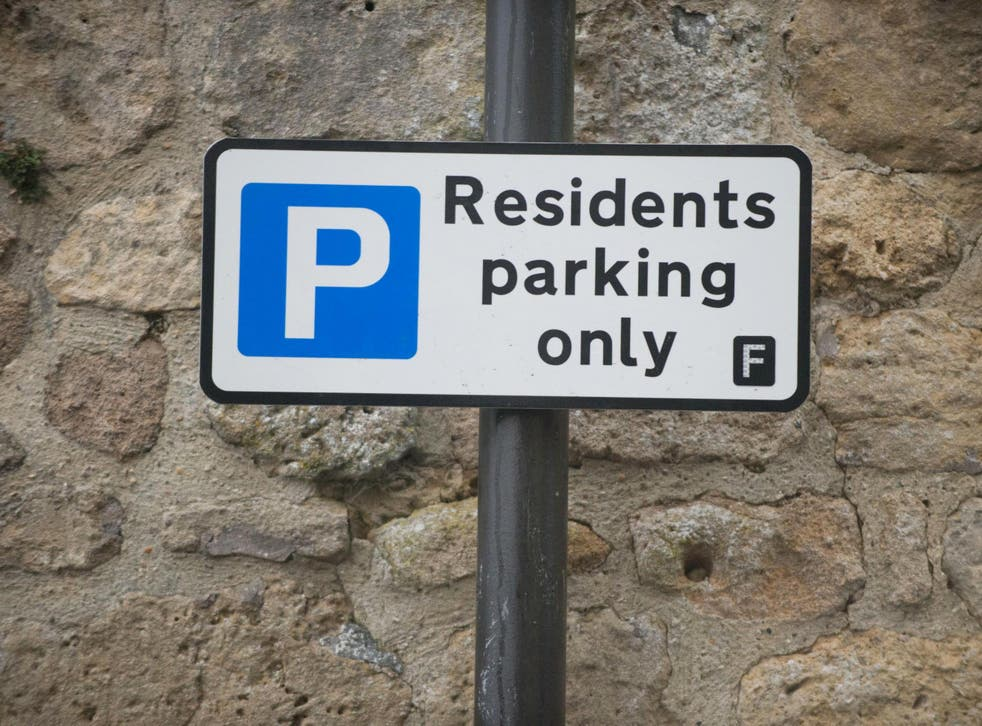 """Residents in Bath have taken it upon themselves to create a new """"F"""" Residents Parking Zone"""