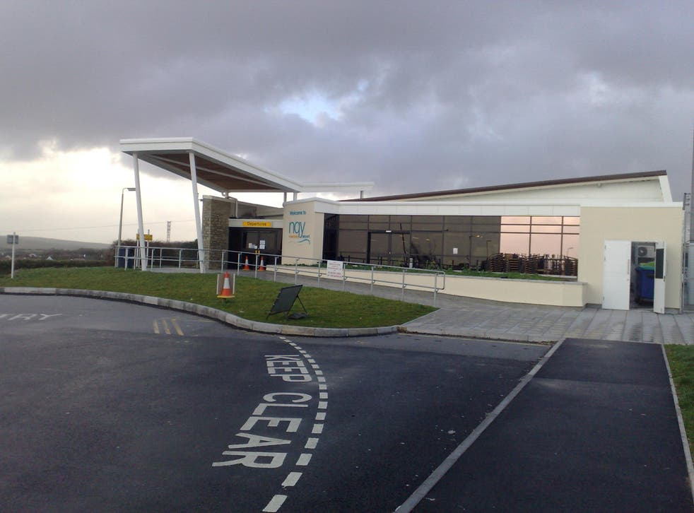 Newquay Airport is fastest growing for second year running