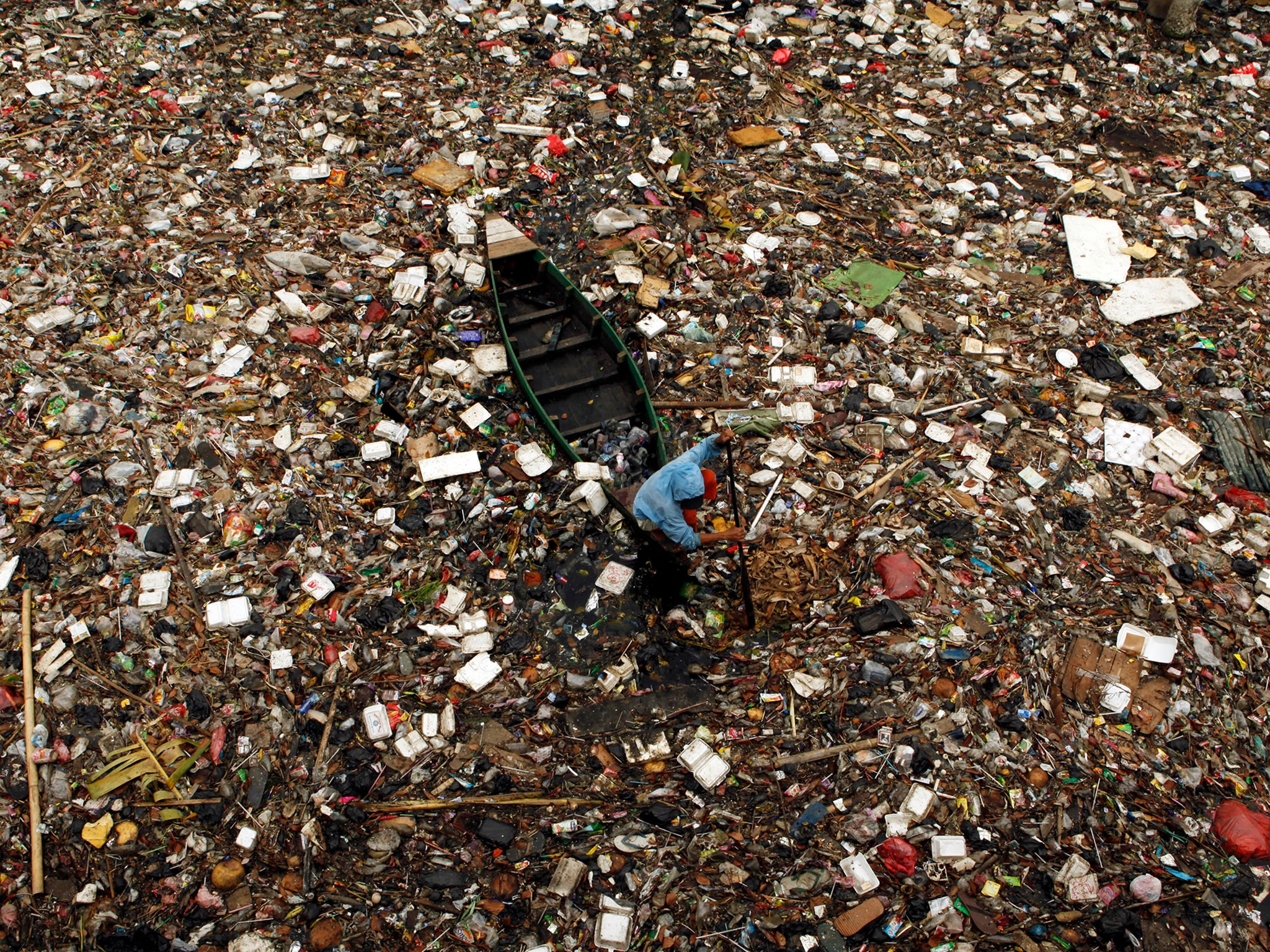 India bans imports of waste plastic to tackle environmental