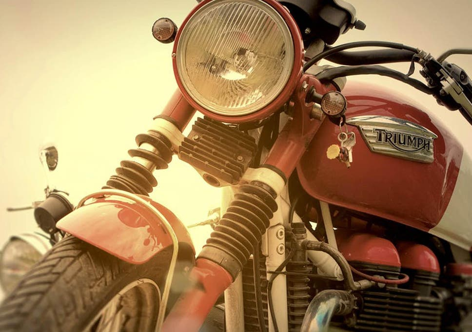 Triumph The Reincarnation Of An Iconic British Brand The Independent