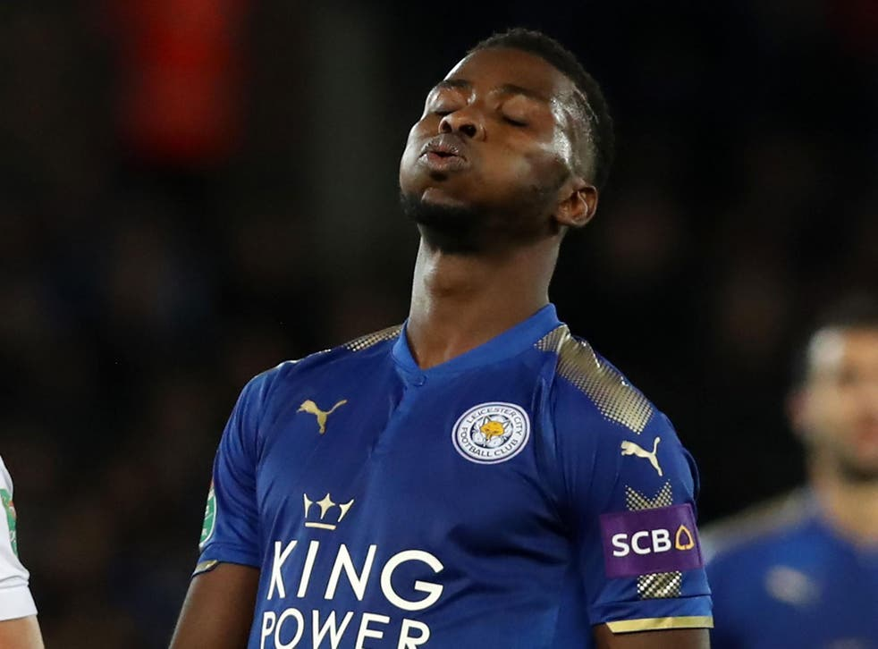 Kelechi Iheanacho has not enjoyed the best of seasons with Leicester