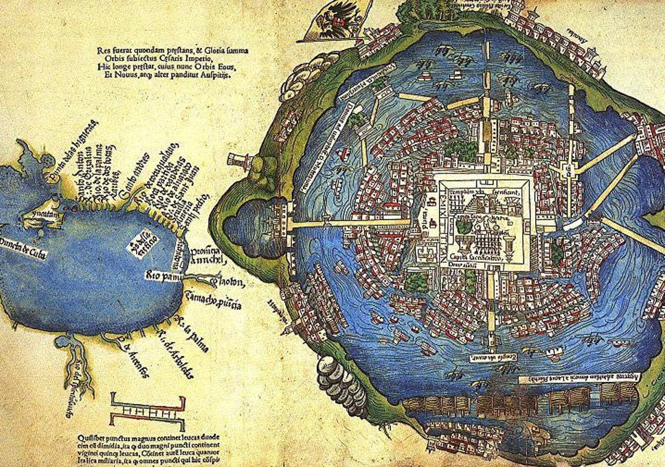 The Top 10: Lost Names of Cities | The Independent