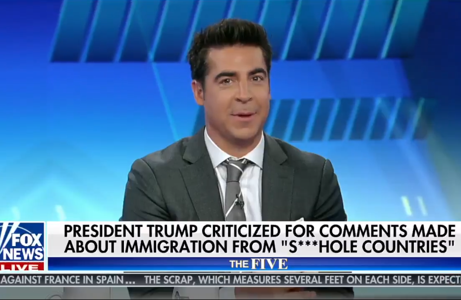 Fox News hosts defend Trump's 's***hole countries' comments: 'This