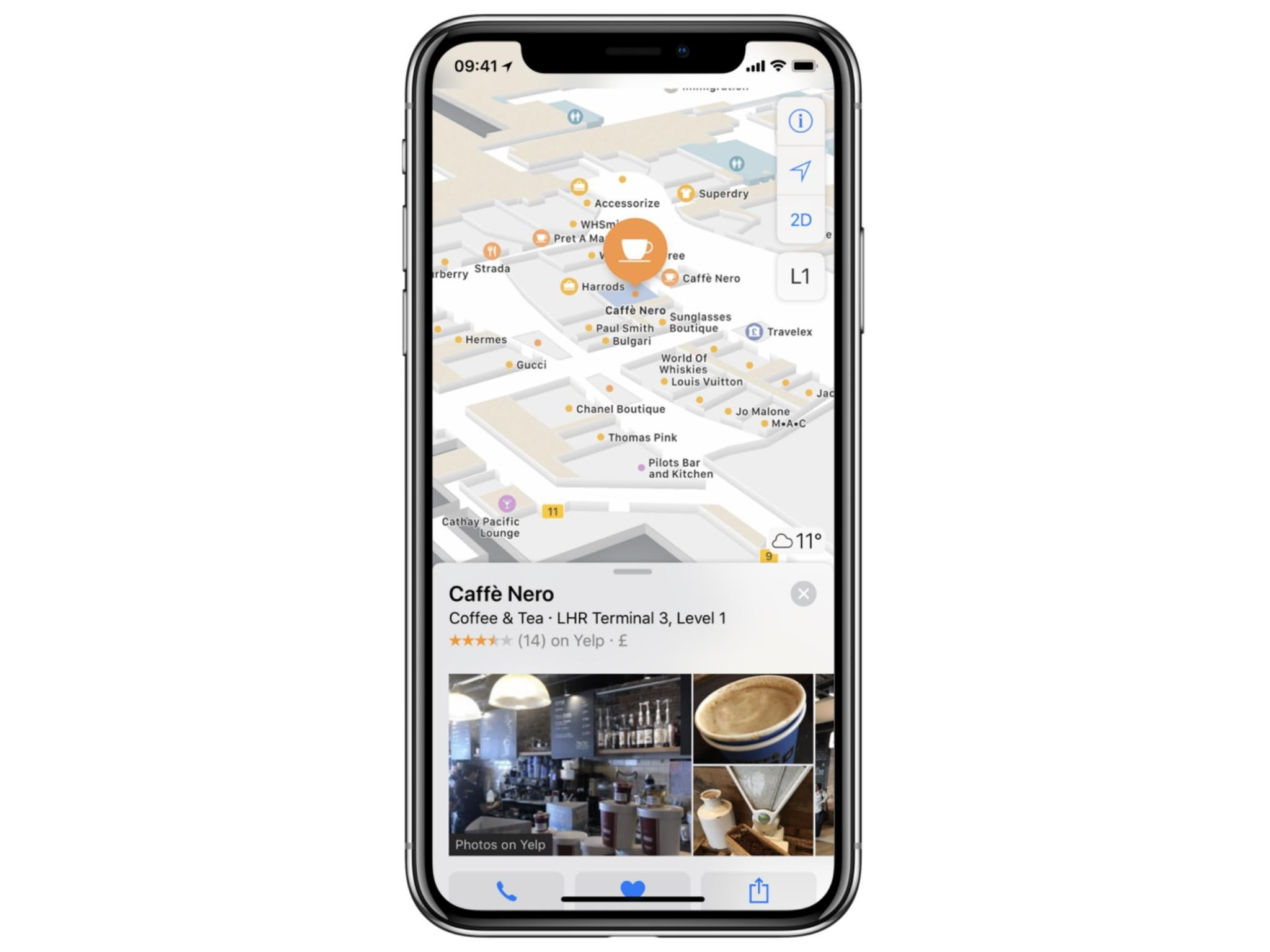 Apple Maps gains indoor airport mapping to make travelling