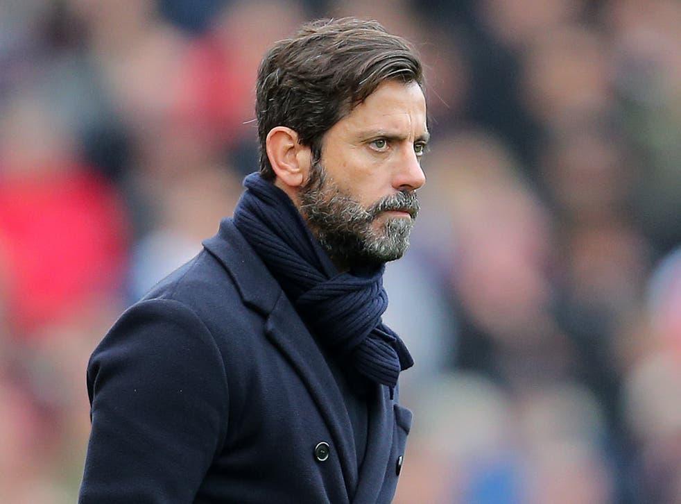 Quique Sanchez Flores is back in the Premier League