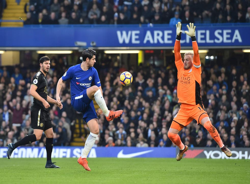 Chelsea were held to a third successive goalless draw