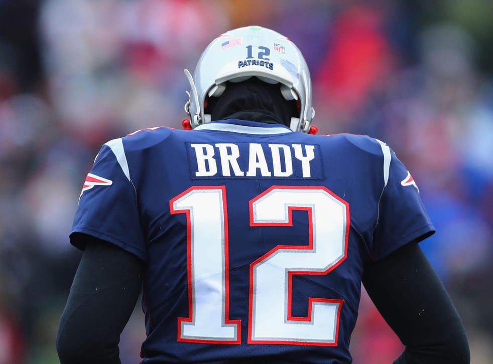 Tom Brady will lead the Patriots into the playoffs once again