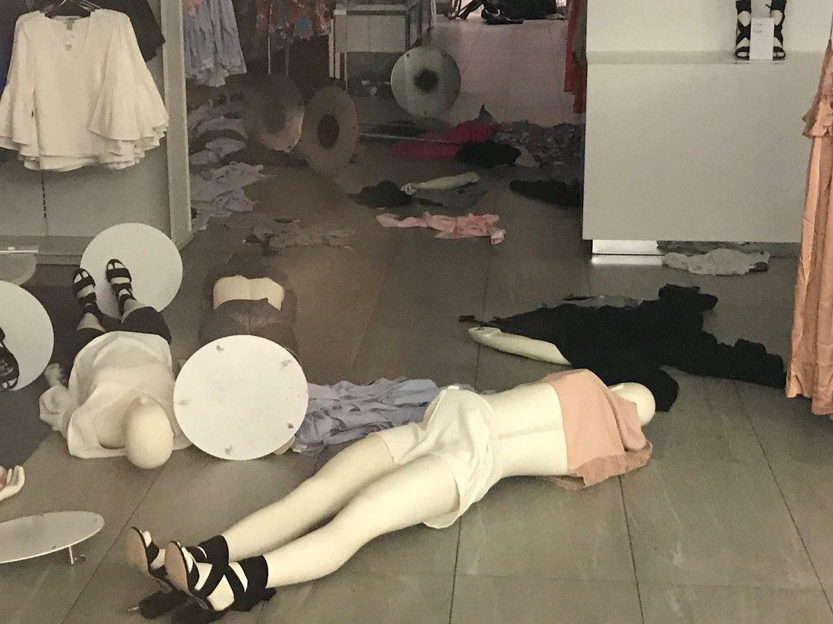 Protesters trash H&M shops amid anger over 'racist' image