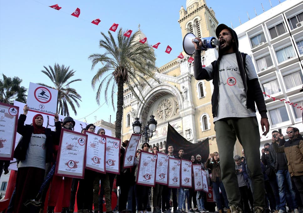 Ben ali tunisia wife sexual dysfunction