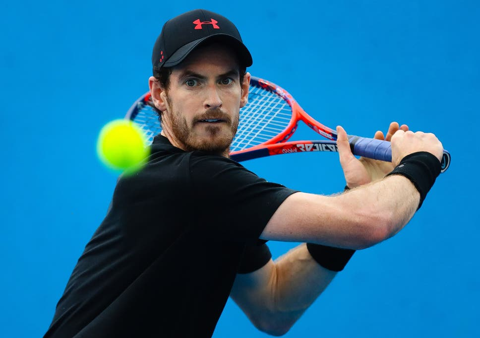 bab95c1931e9 Andy Murray s injury rehabilitation going  much better than expected ...