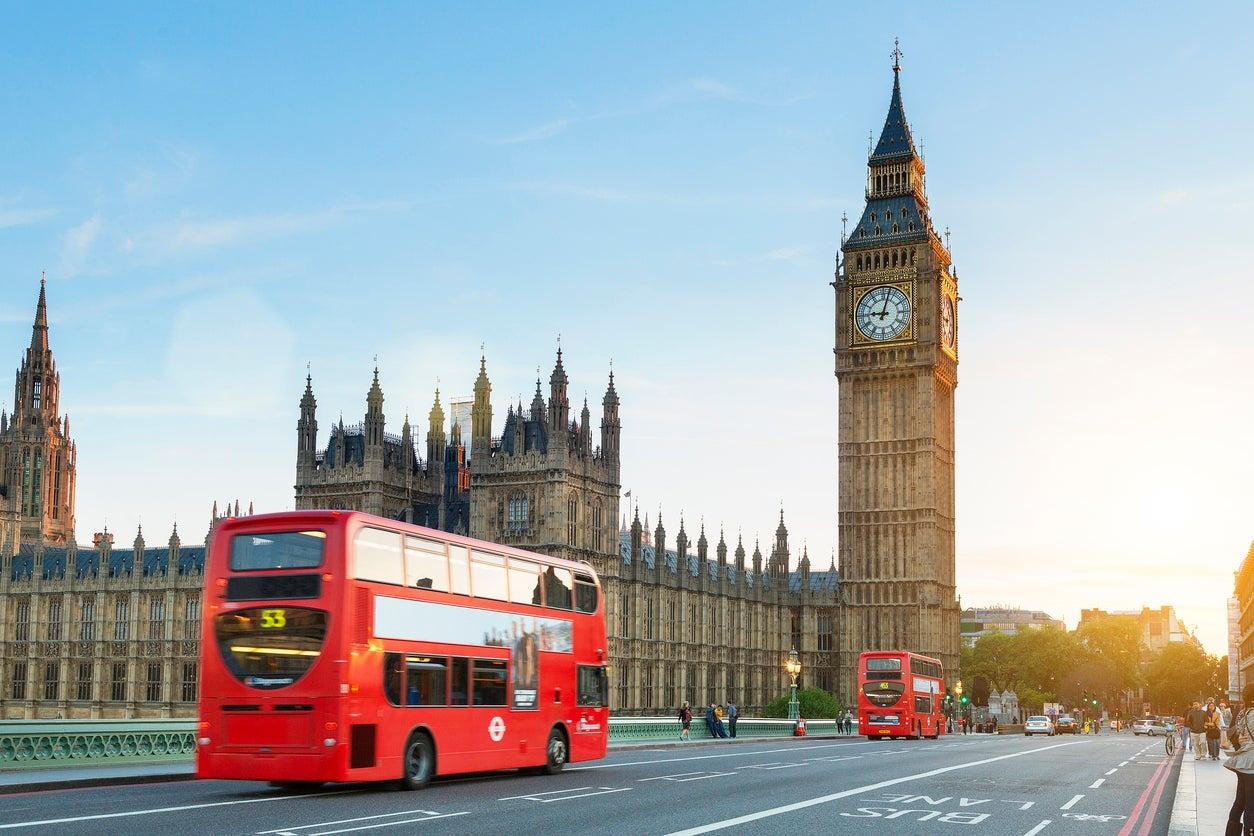 US ranks UK as dangerous as Democratic Republic of the ...