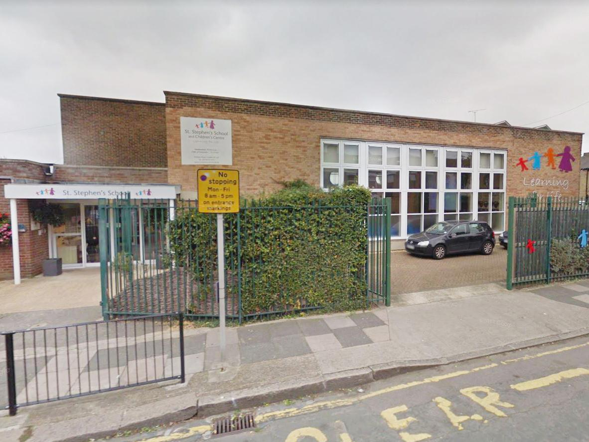 London primary school 'bans hijab for girls under 8'