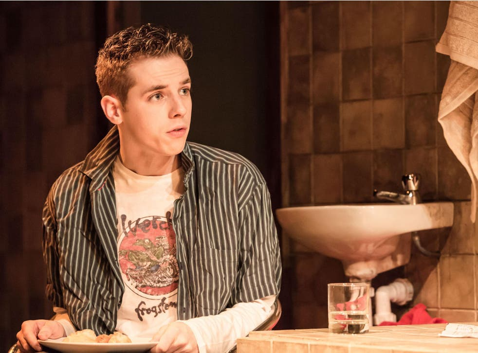 Wizard of Aus: Roly Botha is excellent in a by turns sharp and sweet coming-of-age drama set in Sydney's colourful King's Cross district