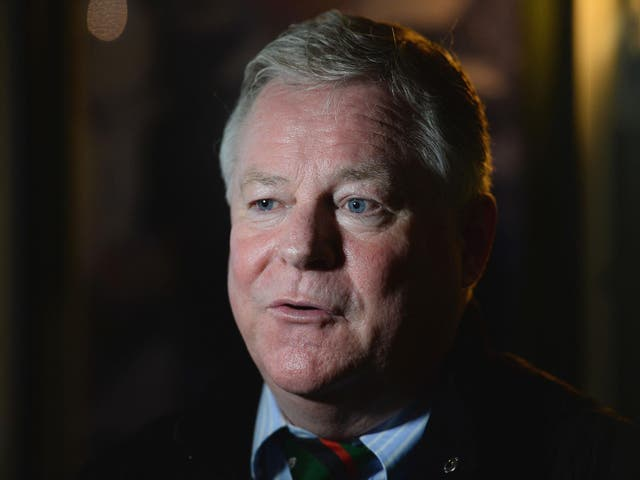 Mick Crossan is on the lookout for new investment