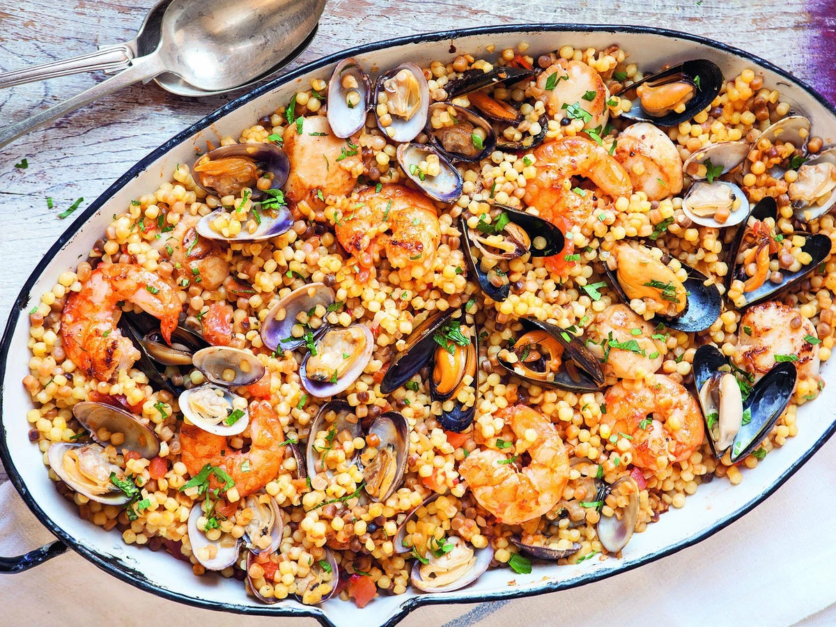 Recipes From The Hairy Bikers Mediterranean Adventure The Independent The Independent