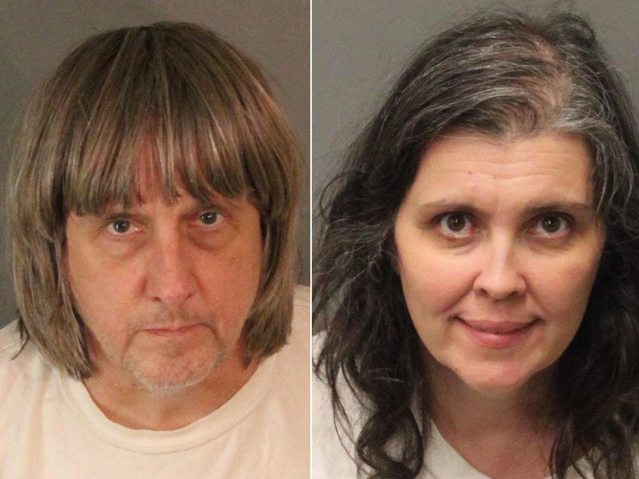 The Turpin parents have been charged by police after discovery of 13 imprisoned siblings