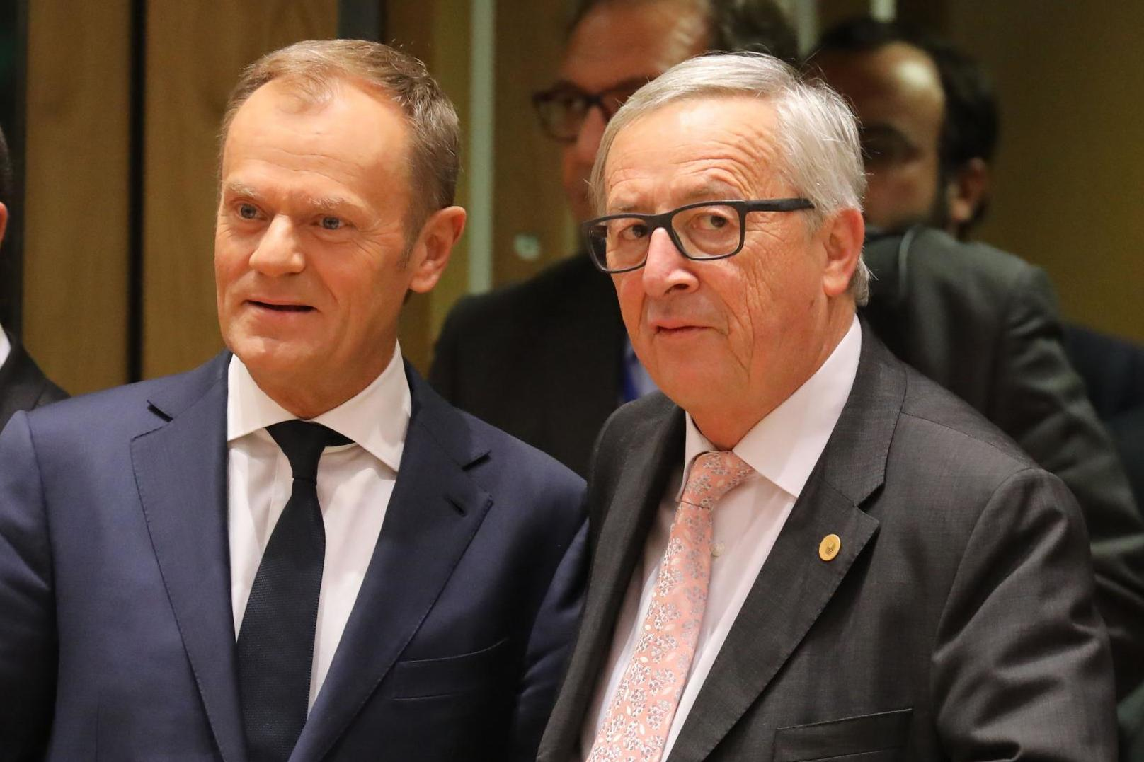 EU leaders sense our change of heart on Brexit - and now they're trying to woo us back