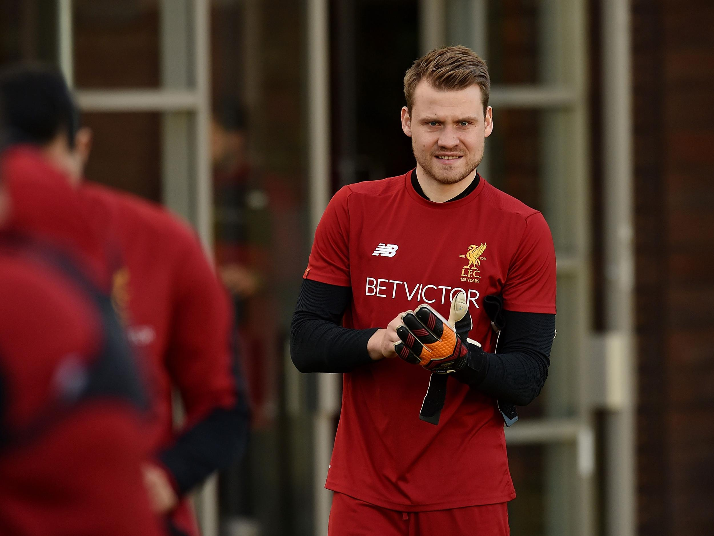 Mignolet considers Liverpool future as Karius situation 'not healthy'