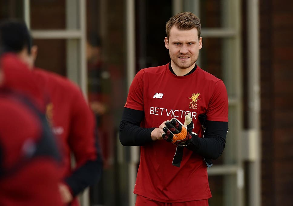 5251b4f88ae Liverpool goalkeeper Simon Mignolet considering his future as Loris Karius  situation is 'not healthy'