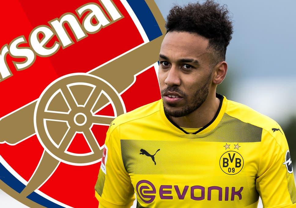 9ed94bbec Arsenal transfer news  Borussia Dortmund hit back at  disrespectful  Arsene  Wenger s Aubameyang comments