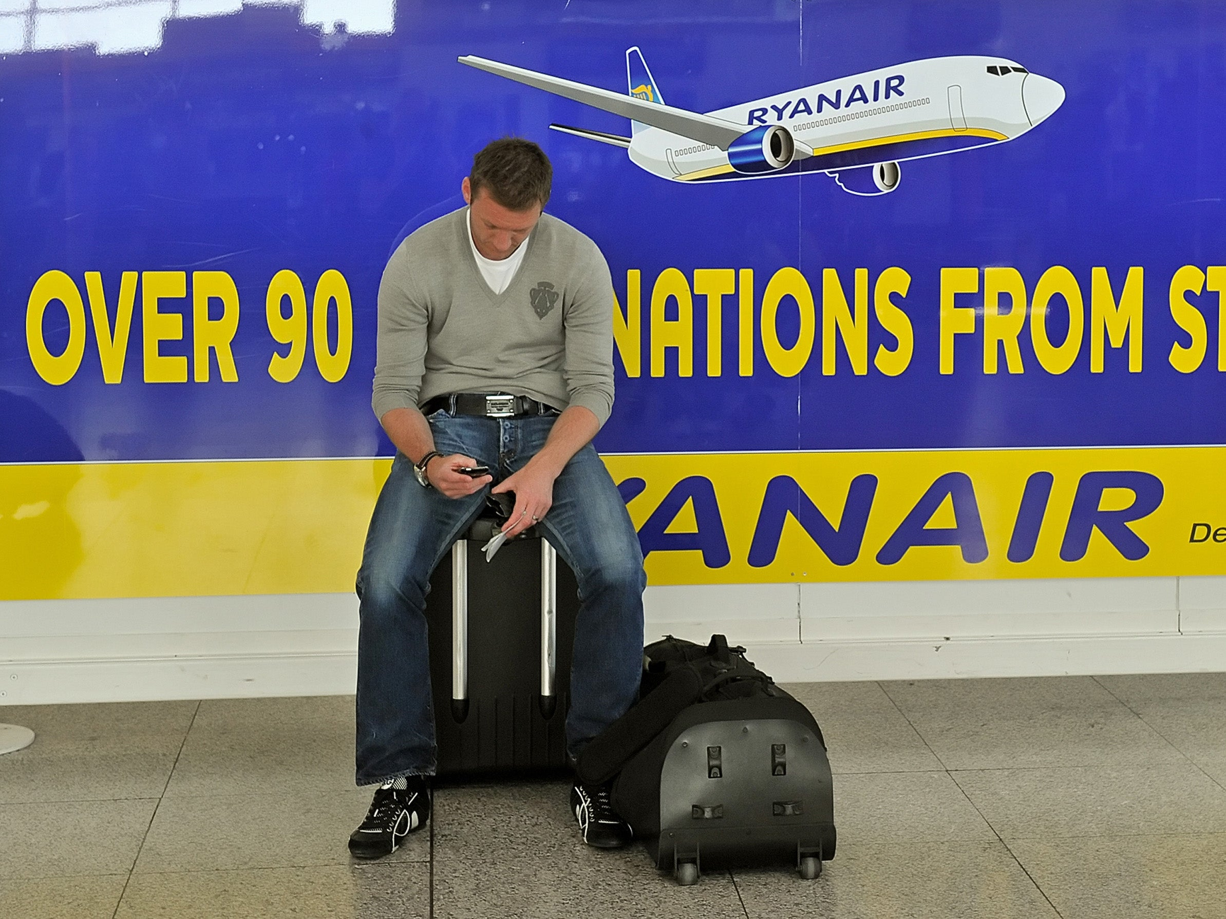 Ryanair passengers struggling to get compensation following cancellations and delays