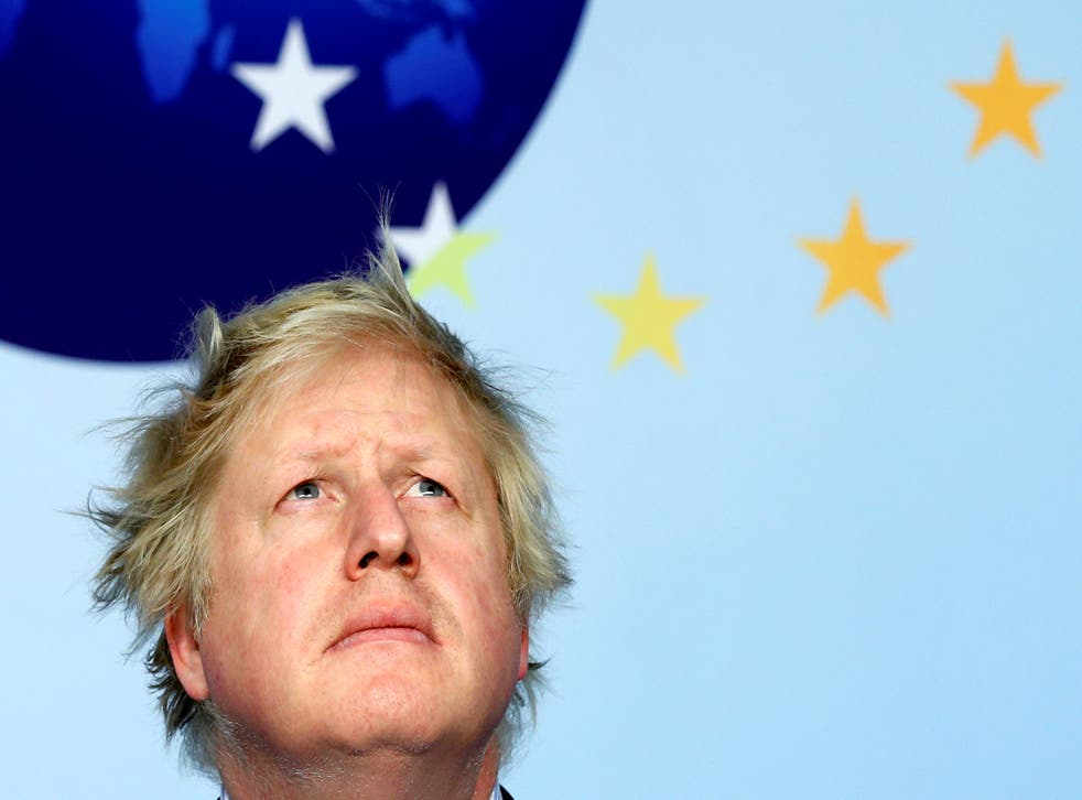 Boris Johnson was accused of a 'masterstroke in diversion' from the pain of Brexit