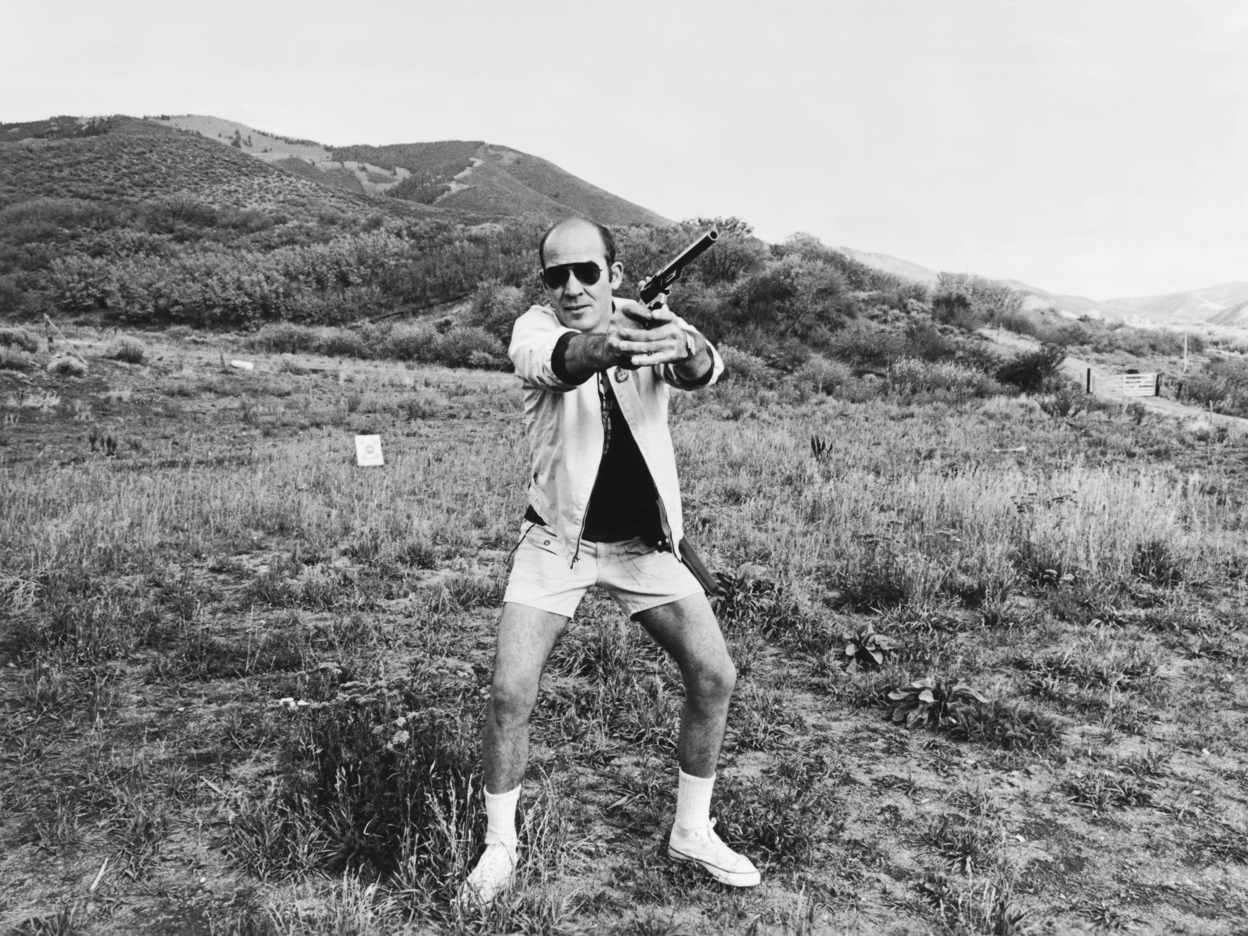 Hunter s thompson how we need the godfather of gonzo today hunter s thompson how we need the godfather of gonzo today served up with his side order of guns booze and drugs the independent madrichimfo Images