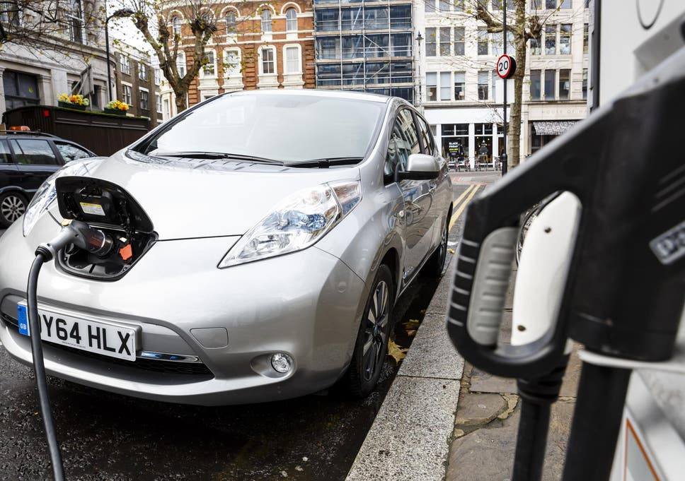 Uk Needs Six Fold Increase In Electric Vehicle Charging Points By