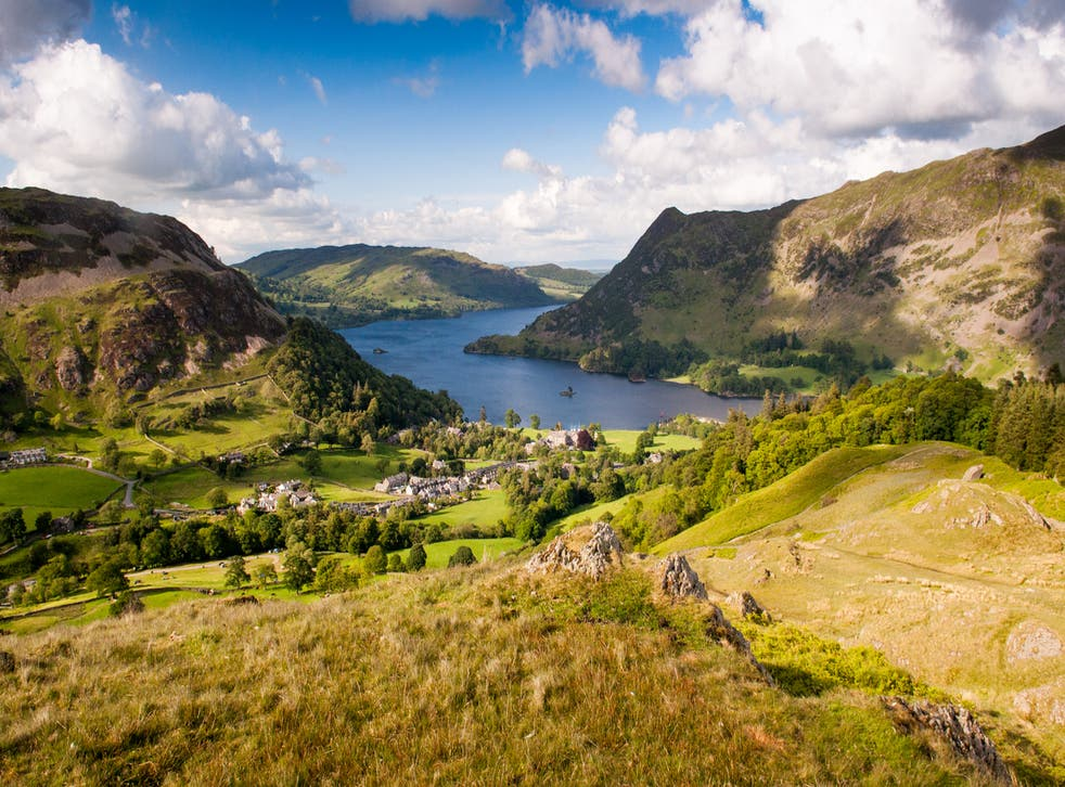 Places To Holiday in the UK