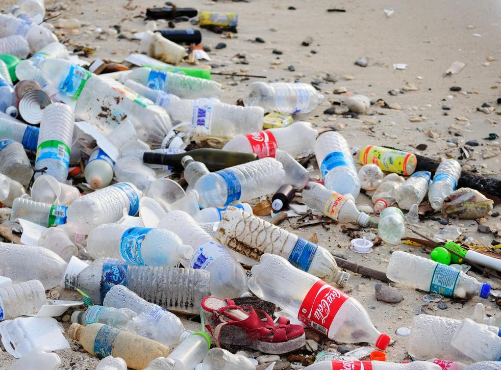 The committee's investigation found that 700,000 plastic bottles are littered every day