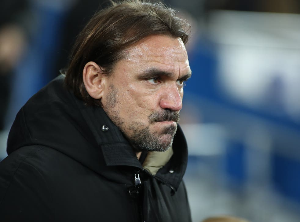 Daniel Farke's side came close to knocking out the Premier League champions