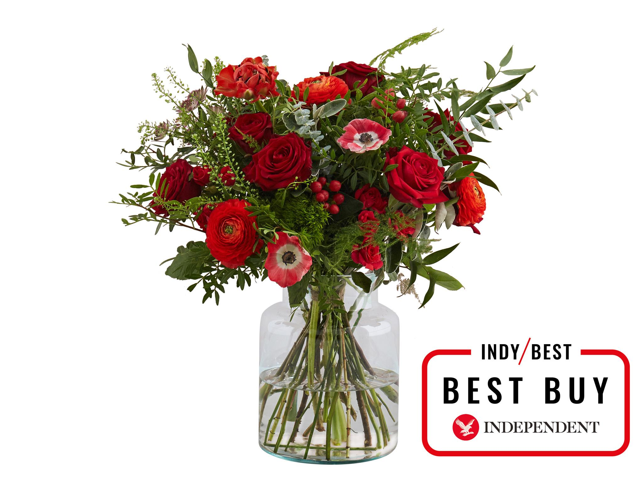13 Best Valentines Day Flowers The Independent
