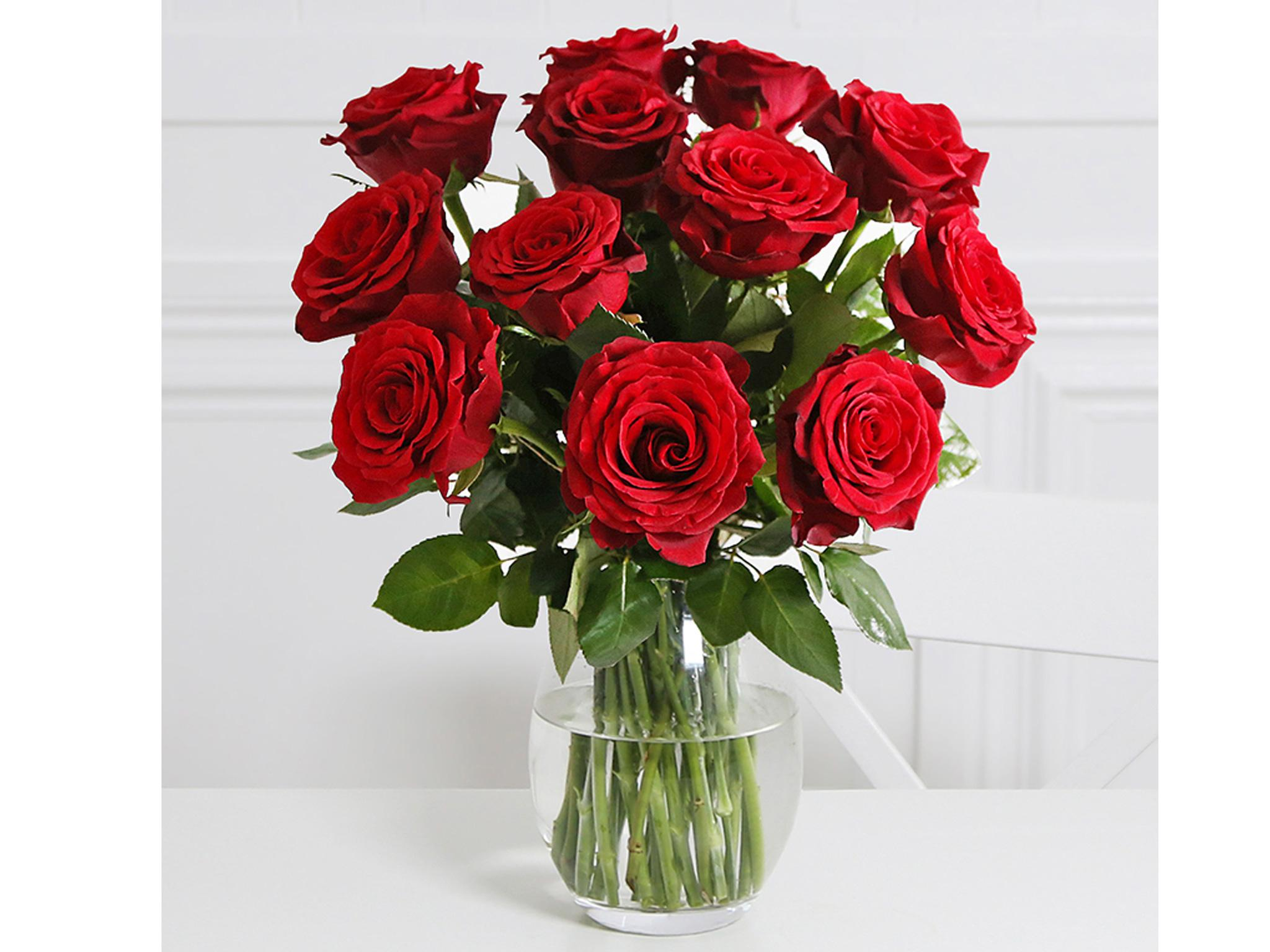 13 best valentines day flowers the independent lakeland classic red roses bouquet 3199 lakeland izmirmasajfo