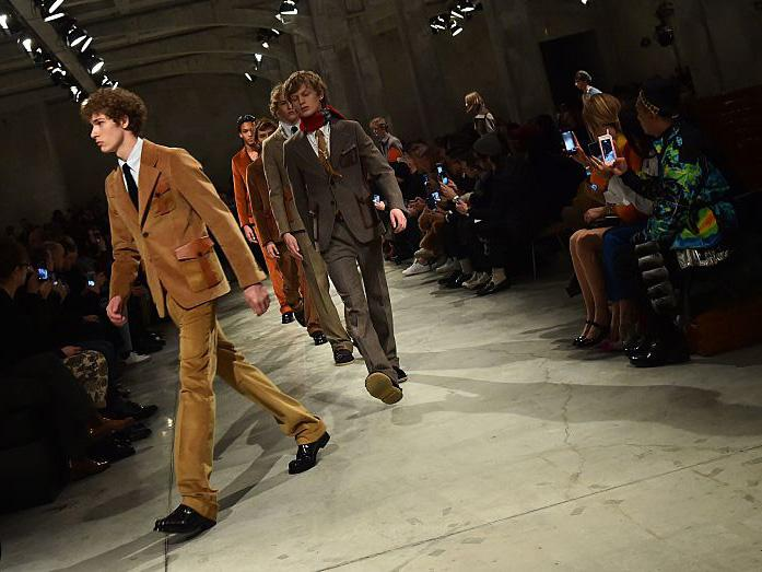 Why corduroy is this season's must-have menswear fabric