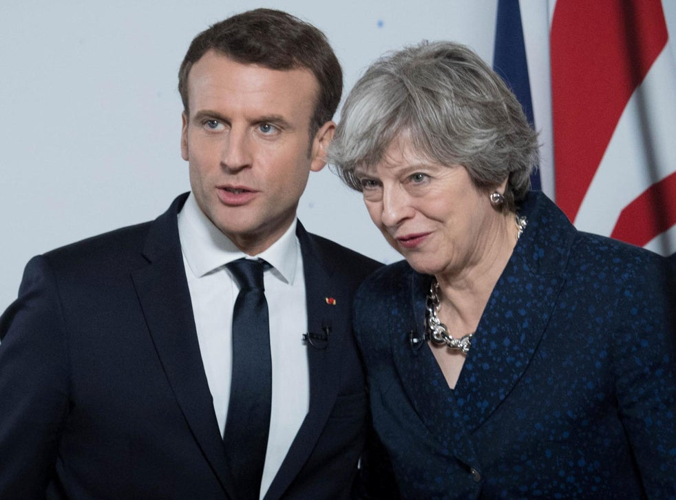 Emmanuel Macron Might Be Teasing Us About Brexit But It Shows He S Willing To Negotiate The Independent The Independent