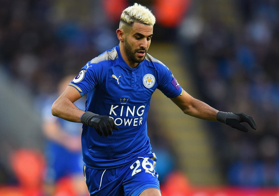 7aeb8ed6a3b Leicester to hold talks with Riyad Mahrez about his reintegration ...