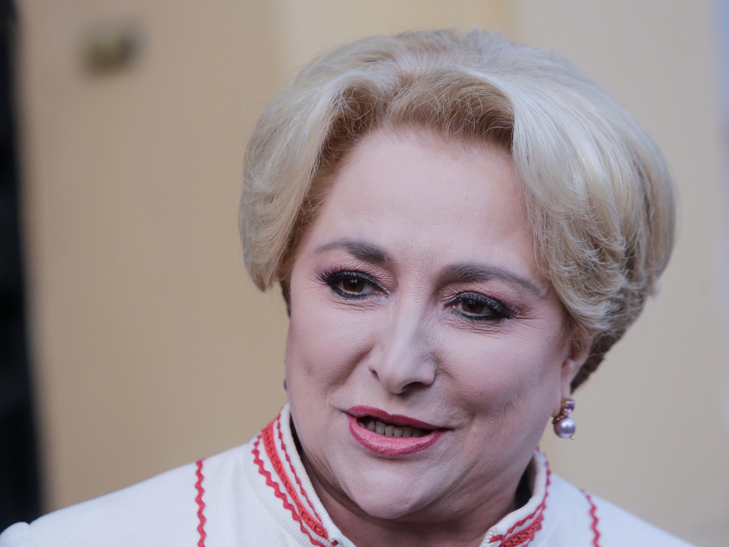Viorica Dancila nominated as Romania's first female Prime Minister