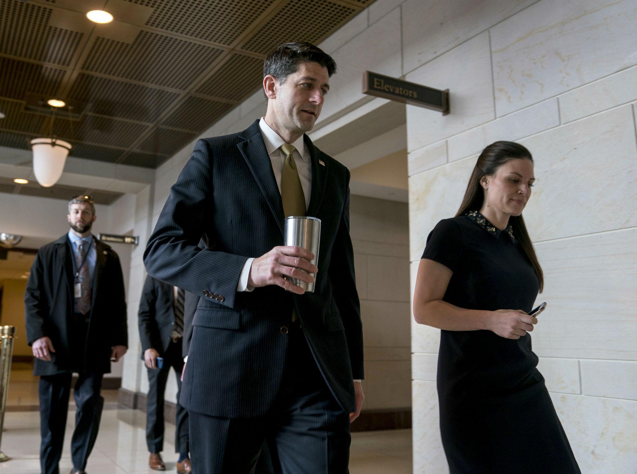 House passes short-term spending bill to avoid government shutdown but greater problems await in the Senate