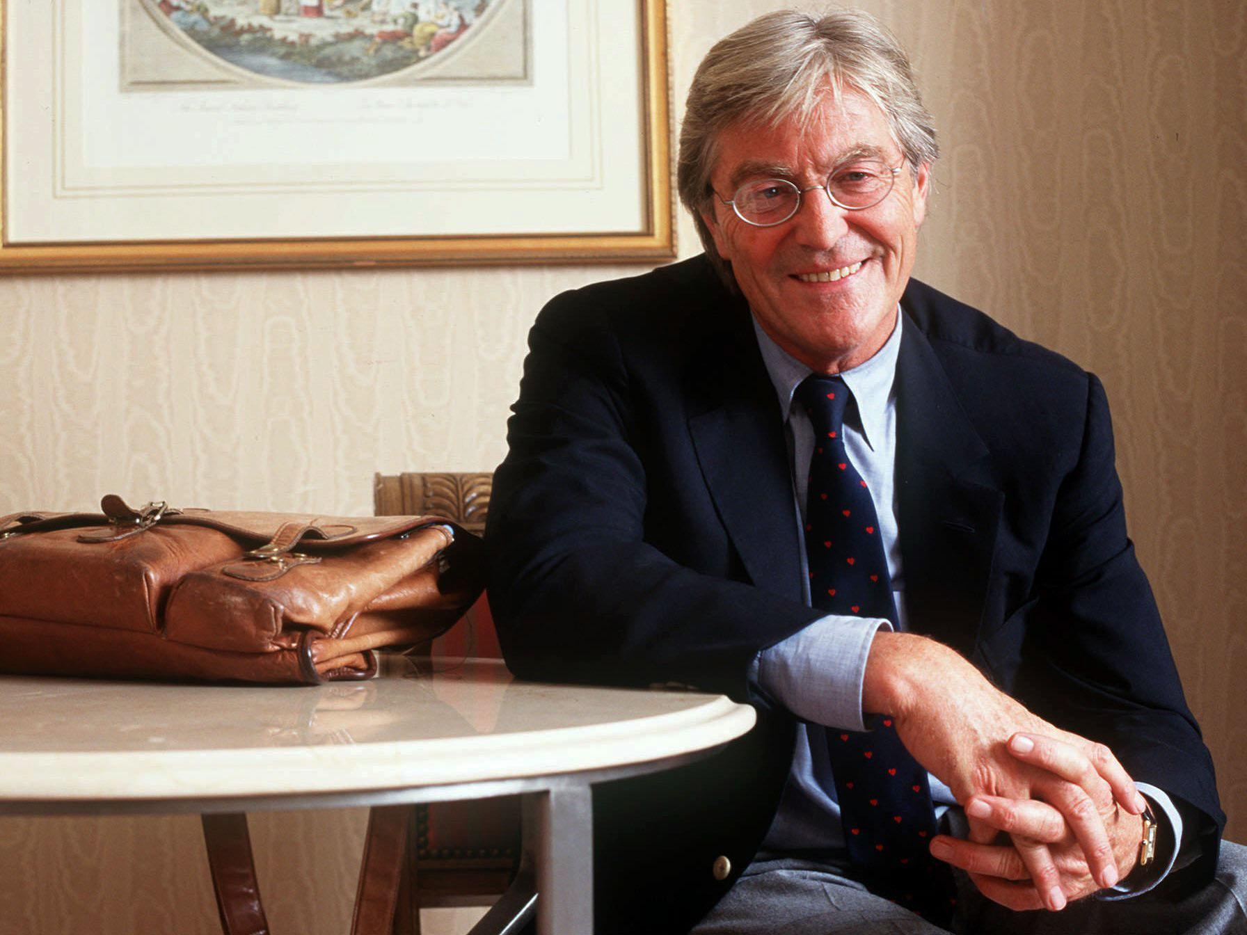Peter Mayle dead: Author of 'A Year in Provence', filmed by Sir Ridley Scott, dies aged 78