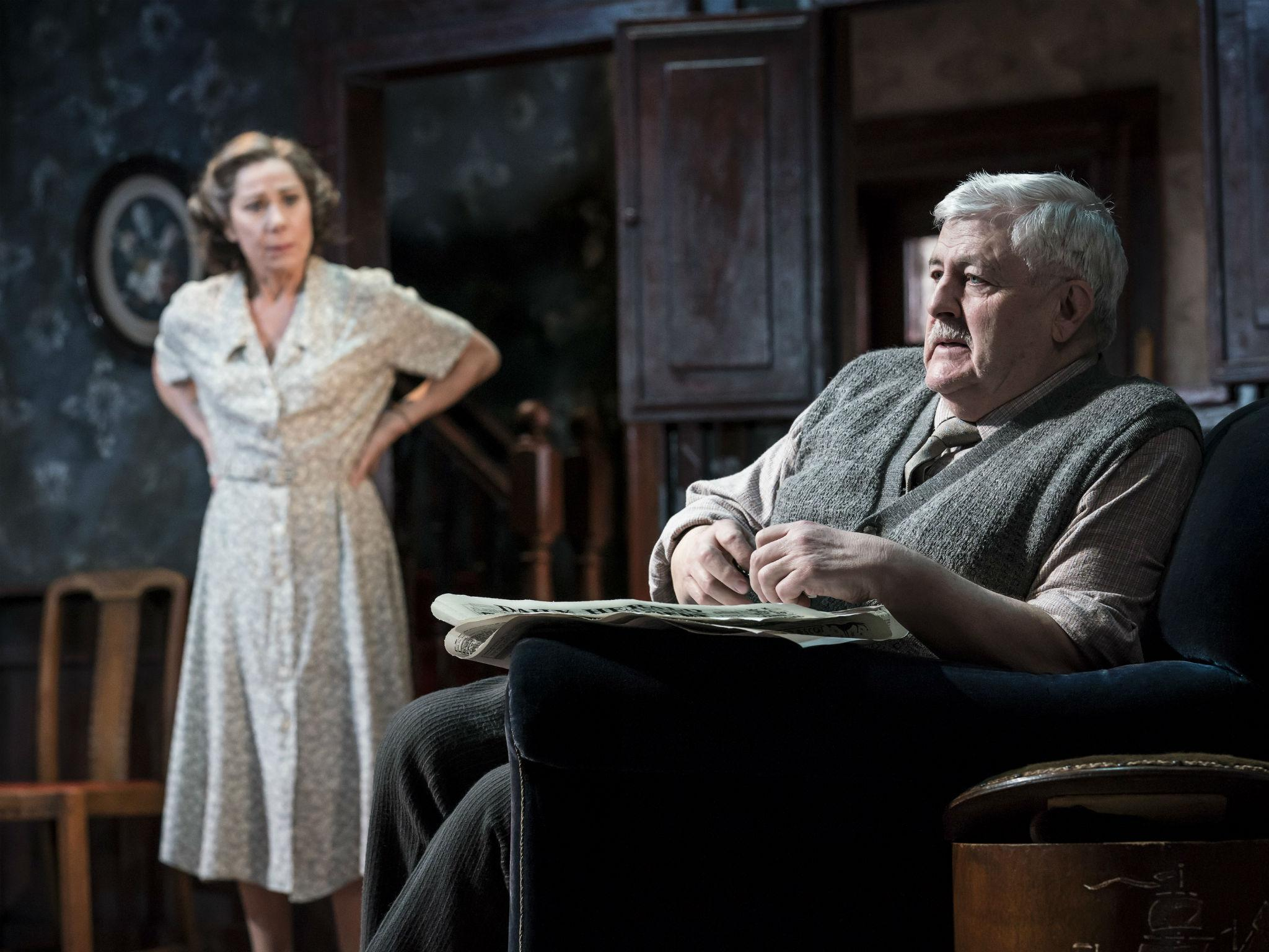 The Birthday Party, Harold Pinter Theatre, London, Review