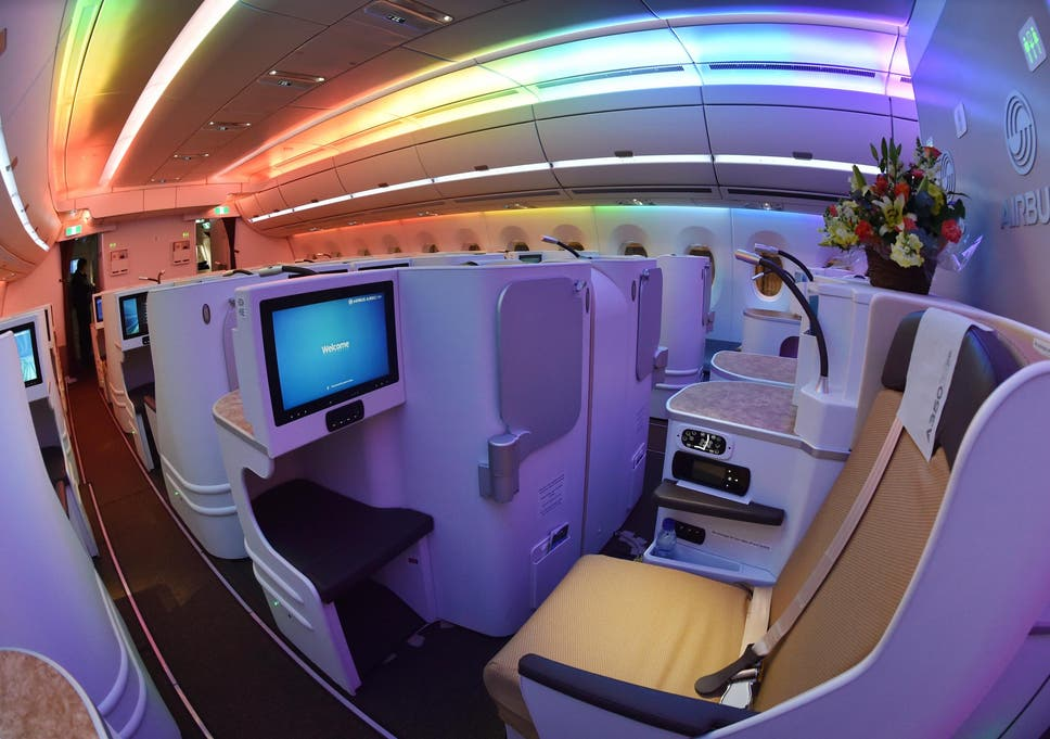Best business class beds in the sky, from Japan Airlines to