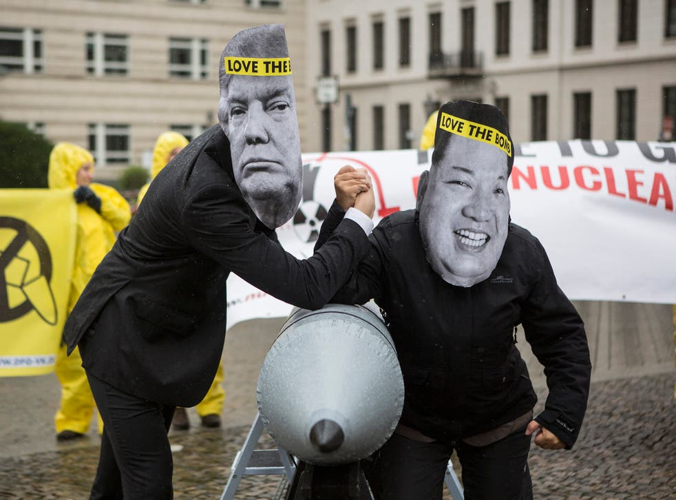The international community has looked on with anguish at Trump and Jong-un's verbal sparring matches