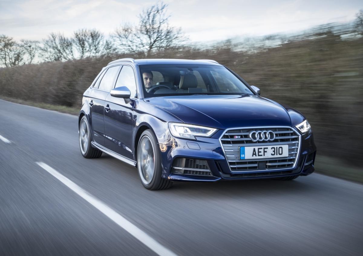 Car Review: Audi S3 Sportback