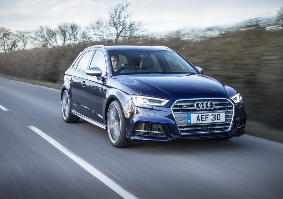 Car Review Audi S Sportback The Independent - Audi uk