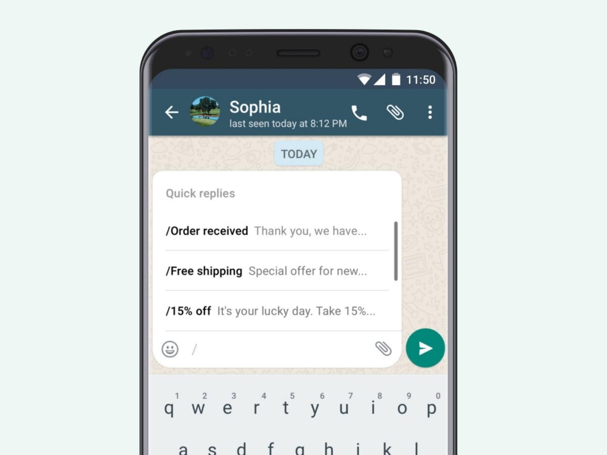 Whatsapp Business New Messenger App Launches Letting Companies Chat To You The Independent The Independent