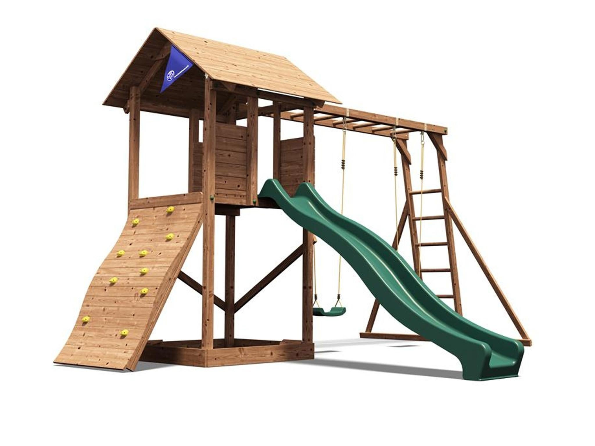 For the very adventurous this playset includes