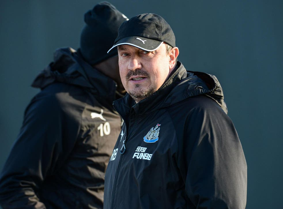 Rafa Benitez knew two weeks ago that the takeover wouldn't happen
